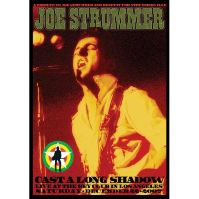Joe Strummer - Tribute Concert - Cast A Long Shadow (DVD)
