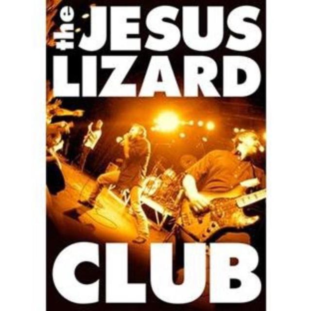 Jesus Lizard - Club (DVD)