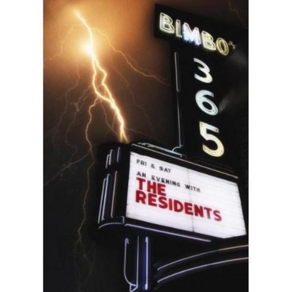 Residents - Talking Light: Bimbo'S (DVD)