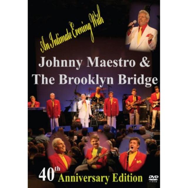 Johny Maestro And The Brooklyn Bridge (DVD)
