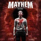 Steve Moore - MAYHEM (Official Motion Picture Soundtrack) (Music CD)
