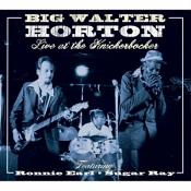 Big Walter Horton - Live at the Knickerbocker (Live Recording) (Music CD)