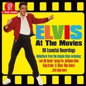 Elvis Presley - Elvis At The Movies - 60 Essential Recordings  (Music CD)