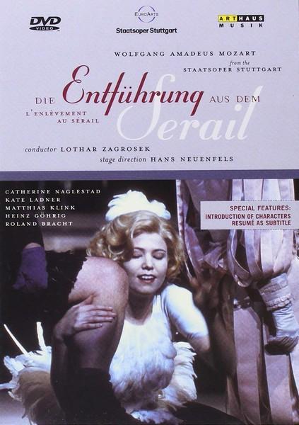 Mozart-Die-Entfuhrung Aus Dem (DVD)