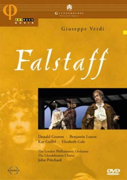 Falstaff - Giuseppe Verdi (DVD)