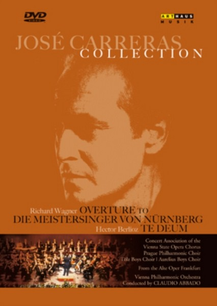 Jose Carreras And Claudio Abbado - Frankfurt Concert 1992 (Various Artists)