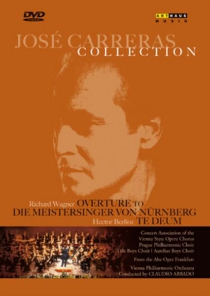 Jose Carreras And Claudio Abbado - Frankfurt Concert 1992 (Various Artists)