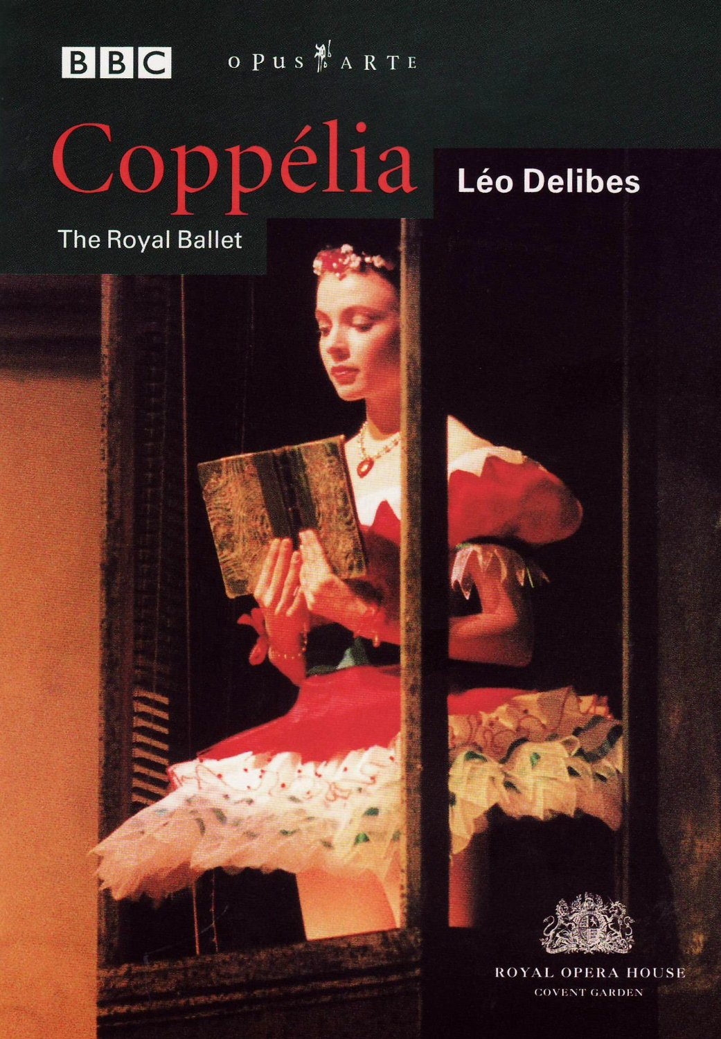Coppelia [Ntsc] [All Regions] (DVD)