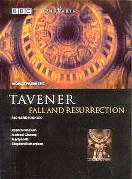 Tavener - Fall And Resurrection (Wide Screen) (DVD)