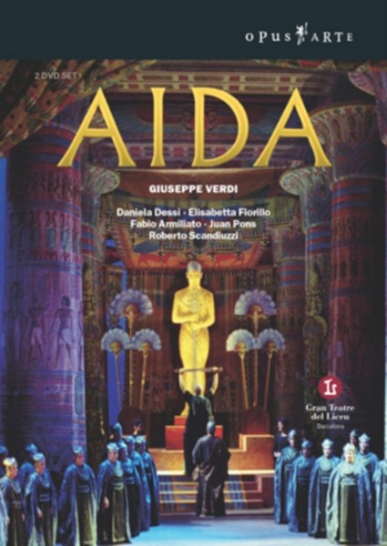 Aida (Wide Screen) (Two Discs) (DVD)