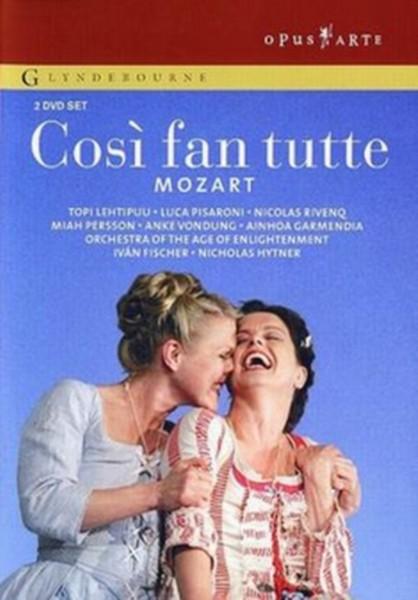 Mozart - Cosi Fan Tutte(2 Disc) (DVD)