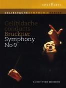 Bruckner - Celibidache Conducts Bruckner Symphony No.9 (DVD)