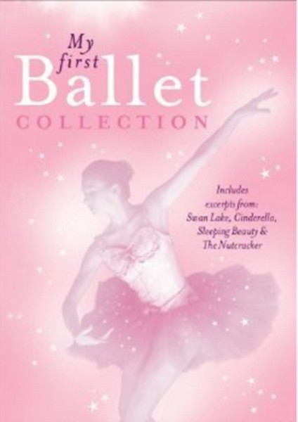 My First Ballet Collection (Dvd) (2009) (Ntsc) (DVD)