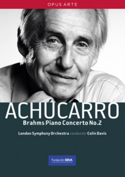 Achucarro / Lso / Davis - Brahms - Piano Concerto No.2 (DVD)