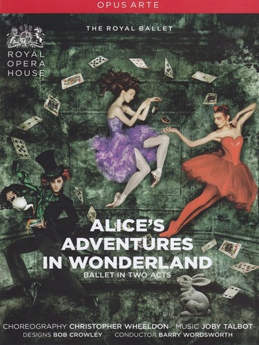 Wheeldon And Talbot - Alice'S Adventures In Wonderland (DVD)