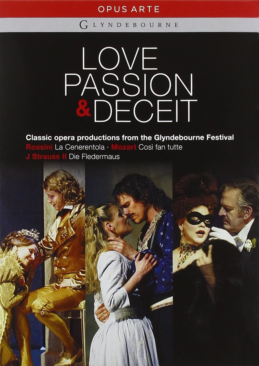 Glyndebourne - Love  Passion And Deceit (DVD)