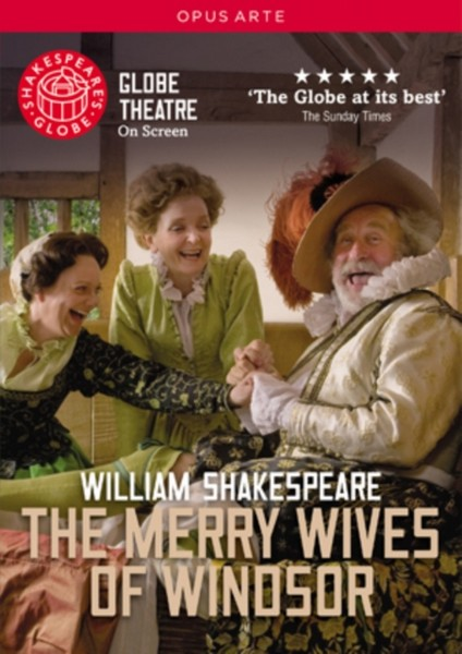 Shakespeare: The Merry Wives Of Windsor (DVD)