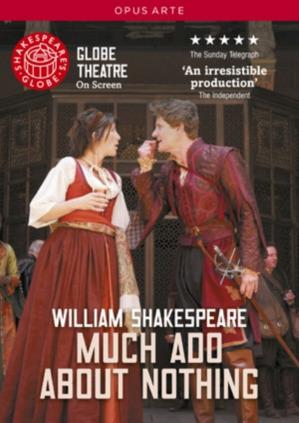 Shakespeare - Much Ado About Nothing (DVD)
