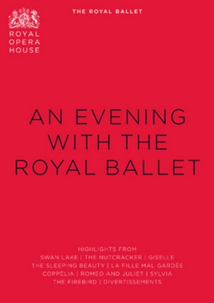 Evening With Royal Ballet (Dvd) (DVD)