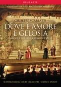 Scarlatti - Dove E Amore (DVD)