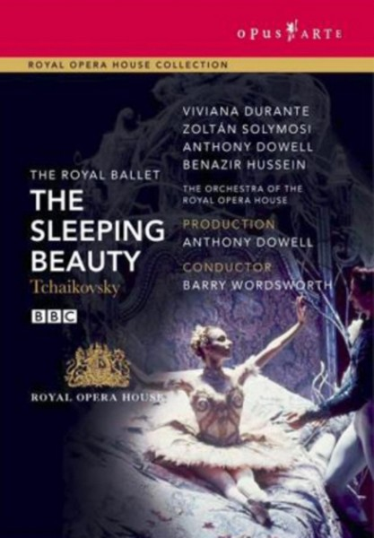 Tchaikovsky: Sleeping Beauty (Dvd) (2009) (All Regions) (Ntsc) (DVD)