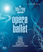 Blu-ray Experience - Opera And Ballet Highlights (Blu-Ray)