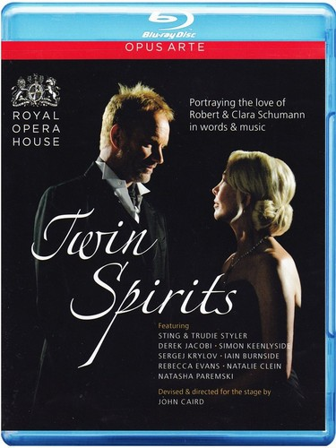Twin Spirits (Recorded At Royal Opera House Covent Garden 2007) (Blu-ray) (2005)