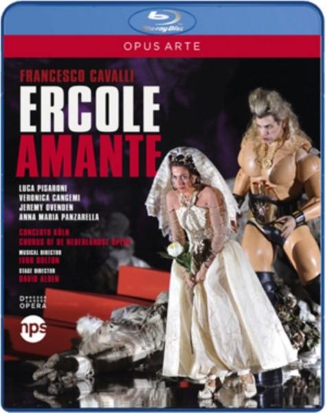Francesco Cavalli - Ercole Amante (Blu-Ray)