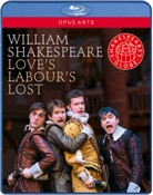 Love's Labour's Lost - Globe Theatre (Blu-Ray)