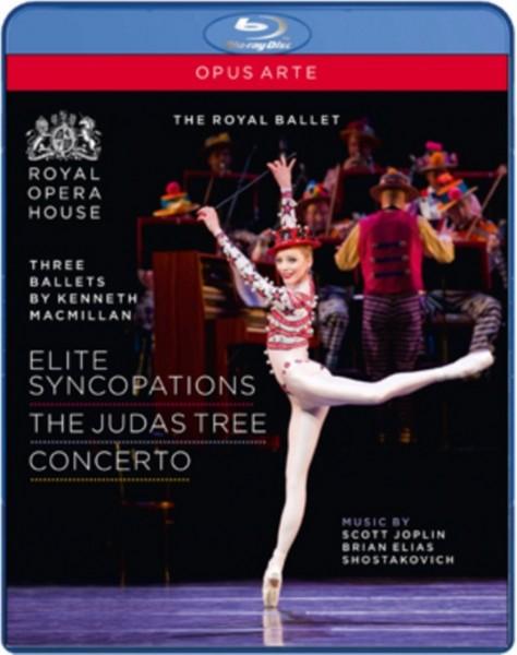 Macmillan Triple Bill - Royal Ballet 2010 (Blu-Ray)