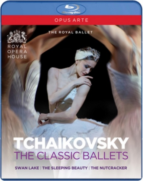 Tchaikovsky - The Classic Ballets (Blu-Ray)