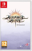 The Alliance Alive HD Remastered - Awakening Edition (Nintendo Switch)
