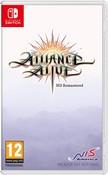 The Alliance Alive HD Remastered - Awakening Edition (Nintendo Switch)