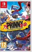 Prinny 12: Exploded and Reloaded Just Desserts Edition (Nintendo Switch)
