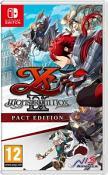 Ys IX: Monstrum Nox - Pact Edition (Nintendo Switch)