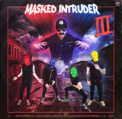 Masked Intruder - III (Music CD)