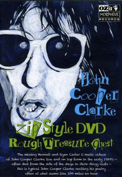John Cooper Clarke - Zip Style (DVD)