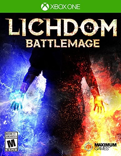Lichdom: Battlemage (Xbox One)
