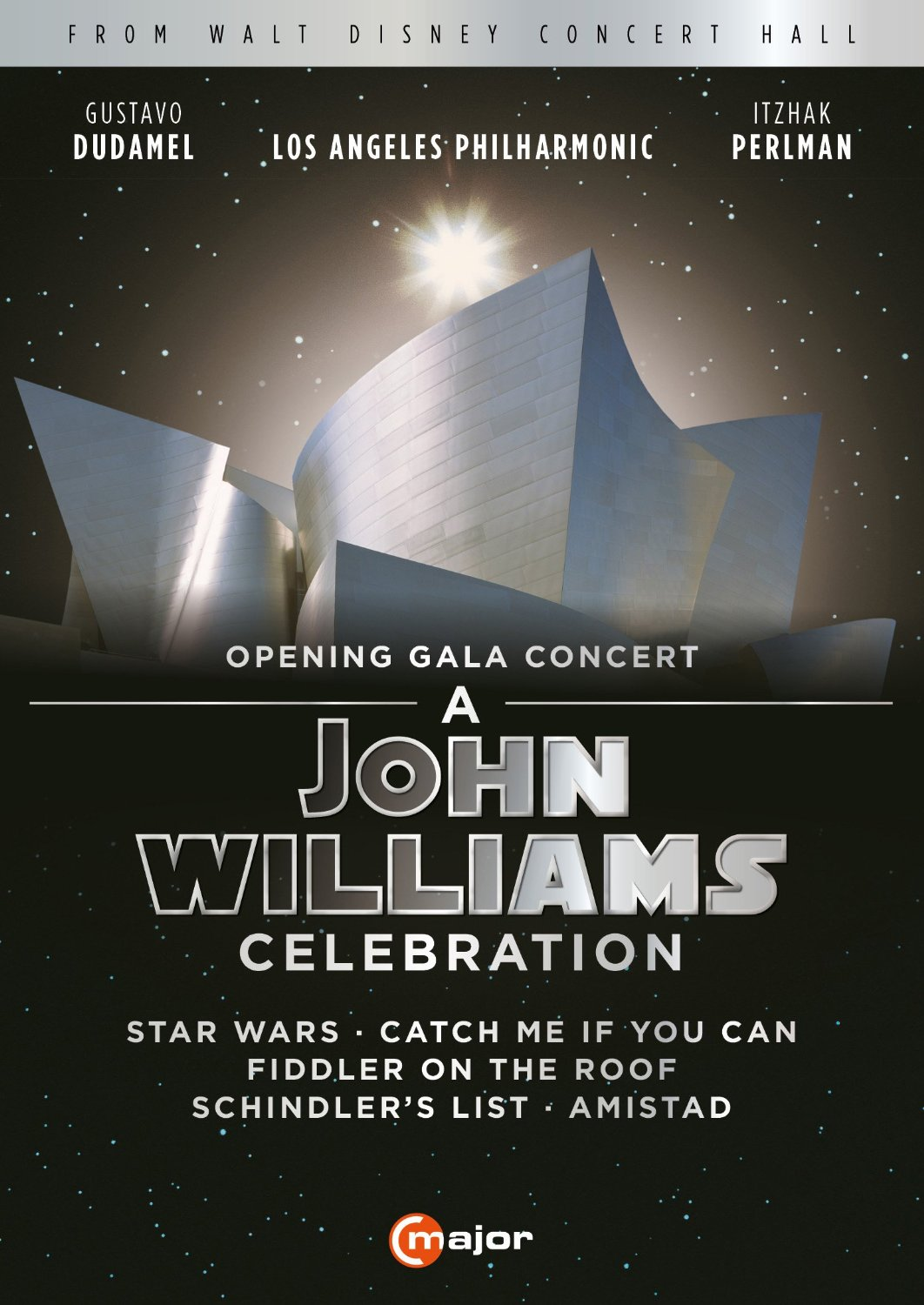 A John Williams Celebration [Itzhak Perlman; Los Angeles Philharmonic Orchestra] [2015] (Dvd) (DVD)