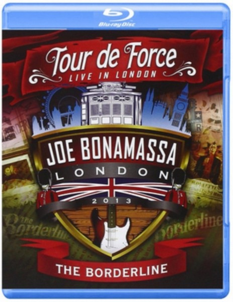 Joe Bonamassa - Tour De Force: Borderline (Blu-ray)