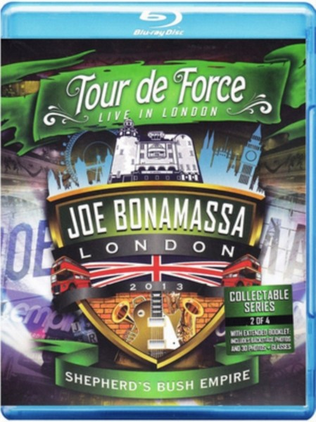 Joe Bonamassa - Tour De Force: Shepherd's Bush Empire [Blu-ray] [2013] (Blu-ray)