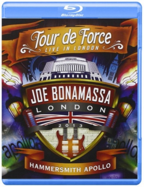 Joe Bonamassa - Tour De Force: Hammersmith Apollo (Blu-ray)