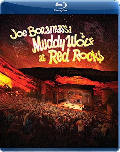 Joe Bonamassa - Muddy Wolf at Red Rocks (Live Recording) (Blu Ray)