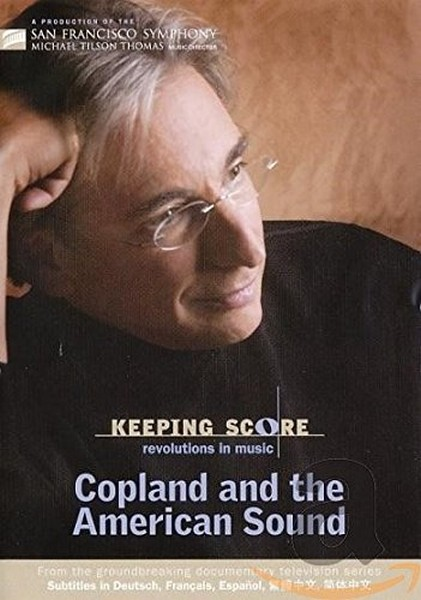 Michael T.Thomas-Copland Sound(Dvd) (DVD)