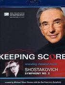Michael Tilson Thomas / San Francisco Symphony - Keeping Score - Symphony No.5 (Blu-Ray)