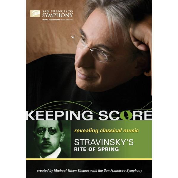 Stravinsky's Rite Of Spring (Blu-Ray)