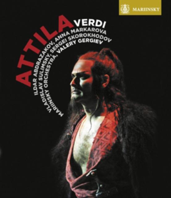 Verdi - Attila (Blu-Ray)