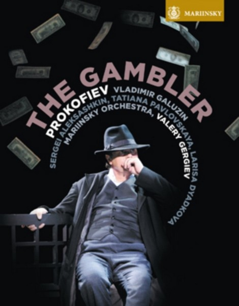 Prokofiev - The Gambler (Blu-Ray)