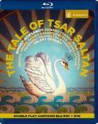 Rimsky-Korsakov: The Tale of Tsar Saltan (Music CD)