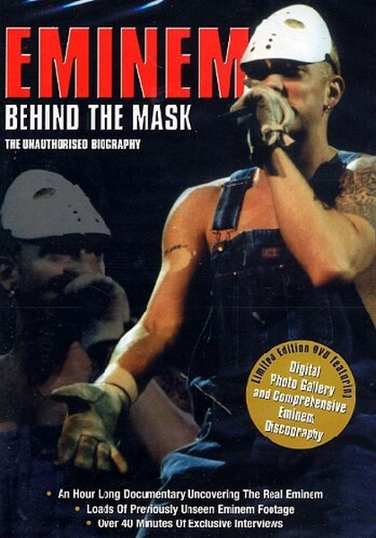 Eminem-Behind The Mask (DVD)